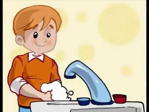 تعبير عن نظافة الجسم بالفرنسية للسنة الاولى متوسط