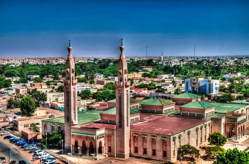 رحلة إلى موريتانيا