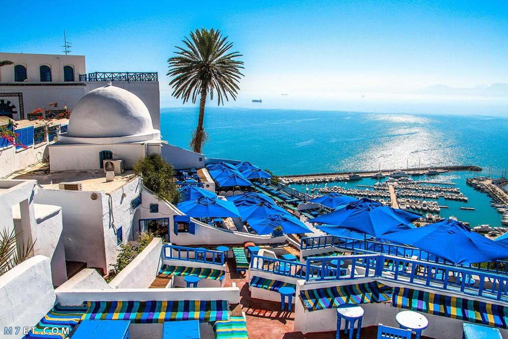 افضل مقصد سياحي في تونس